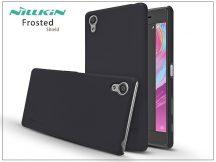 Sony Xperia X Performance (F8132) hátlap képernyővédő fóliával - Nillkin Frosted Shield - fekete