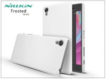 Sony Xperia X Performance (F8132) hátlap képernyővédő fóliával - Nillkin Frosted Shield - fehér