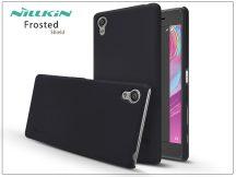 Sony Xperia X (F5121) hátlap képernyővédő fóliával - Nillkin Frosted Shield - fekete
