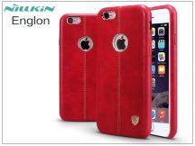 Apple iPhone 6 Plus/6S Plus hátlap - Nillkin Englon - piros