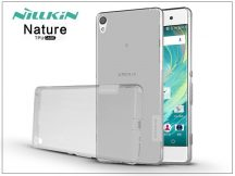 Sony Xperia XA (F3112/F3116) szilikon hátlap - Nillkin Nature - szürke