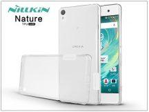 Sony Xperia XA (F3112/F3116) szilikon hátlap - Nillkin Nature - transparent