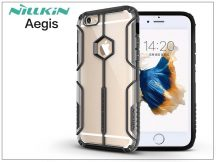 Apple iPhone 6 Plus/6S Plus hátlap - Nillkin Aegis - transparent/fekete