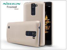 LG K8 K320N hátlap képernyővédő fóliával - Nillkin Frosted Shield - gold
