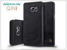 Samsung N930F Galaxy Note 7 oldalra nyíló flipes tok - Nillkin Qin - fekete