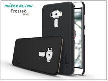 Asus ZenFone 3 (ZE552KL) hátlap képernyővédő fóliával - Nillkin Frosted Shield - fekete