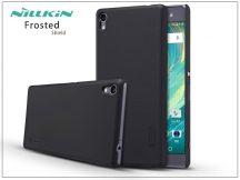 Sony Xperia XA Ultra (F3212/F3216) hátlap képernyővédő fóliával - Nillkin Frosted Shield - fekete
