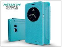 Samsung N930F Galaxy Note 7 oldalra nyíló flipes tok - Nillkin Sparkle - kék