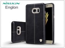 Samsung N930F Galaxy Note 7 hátlap - Nillkin Englon - fekete