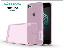 Apple iPhone 7/iPhone 8 szilikon hátlap - Nillkin Nature - pink