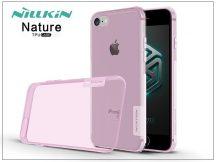 Apple iPhone 7/iPhone 8 szilikon hátlap - Nillkin Nature - pink