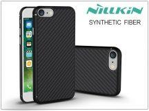 Apple iPhone 7/iPhone 8 hátlap - Nillkin Synthetic Fiber - fekete