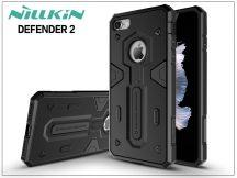 Apple iPhone 7 ütésálló védőtok - Nillkin Defender 2 - fekete