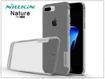Apple iPhone 7 Plus/iPhone 8 Plus szilikon hátlap - Nillkin Nature - szürke
