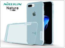 Apple iPhone 7 Plus/iPhone 8 Plus szilikon hátlap - Nillkin Nature - kék