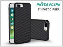 Apple iPhone 7 Plus/iPhone 8 Plus hátlap - Nillkin Synthetic Fiber - fekete