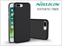Apple iPhone 7 Plus/iPhone 8 Plus hátlap - Nillkin Synthetic Fiber - fekete