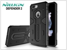 Apple iPhone 7 Plus ütésálló védőtok - Nillkin Defender 2 - fekete