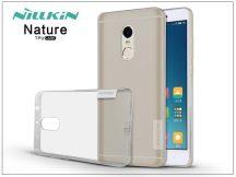 Xiaomi Redmi Note 4 MTK (kínai verzió) szilikon hátlap - Nillkin Nature - szürke