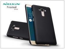 Asus ZenFone 3 Laser (ZC551KL) hátlap képernyővédő fóliával - Nillkin Frosted Shield - fekete