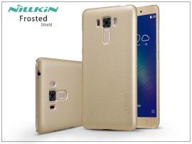 Asus ZenFone 3 Laser (ZC551KL) hátlap képernyővédő fóliával - Nillkin Frosted Shield - gold