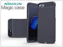 Apple iPhone 7 hátlap beépített Qi adapterrel, vezeték nélküli töltő állomáshoz - Nillkin Magic Case - fekete