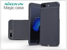 Apple iPhone 7 Plus hátlap beépített Qi adapterrel, vezeték nélküli töltő állomáshoz - Nillkin Magic Case - fekete