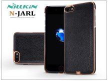 Apple iPhone 7 hátlap beépített Qi adapterrel, vezeték nélküli töltő állomáshoz  - Nillkin N-Jarl Magic Case - fekete