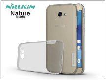 Samsung A520F Galaxy A5 (2017) szilikon hátlap - Nillkin Nature - szürke