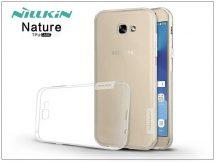 Samsung A520F Galaxy A5 (2017) szilikon hátlap - Nillkin Nature - transparent