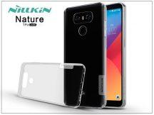 LG G6 H870 szilikon hátlap - Nillkin Nature - szürke