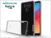 LG G6 H870 szilikon hátlap - Nillkin Nature - transparent