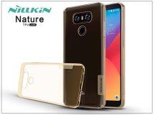 LG G6 H870 szilikon hátlap - Nillkin Nature - aranybarna