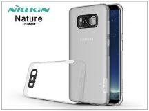 Samsung G950F Galaxy S8 szilikon hátlap - Nillkin Nature - transparent
