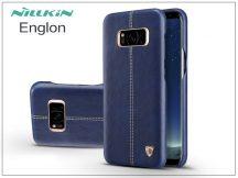 Samsung G955F Galaxy S8 Plus hátlap - Nillkin Englon - kék