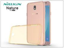 Samsung J530F Galaxy J5 (2017) szilikon hátlap - Nillkin Nature - aranybarna