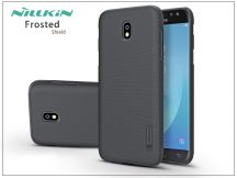 Samsung J530F Galaxy J5 (2017) hátlap képernyővédő fóliával - Nillkin Frosted Shield - fekete