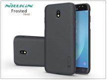 Samsung J730F Galaxy J7 (2017) hátlap képernyővédő fóliával - Nillkin Frosted Shield - fekete