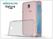 Samsung J730F Galaxy J7 (2017) szilikon hátlap - Nillkin Nature - szürke