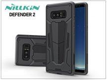Samsung N950F Galaxy Note 8 ütésálló védőtok - Nillkin Defender 2 - fekete