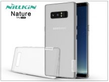 Samsung N950F Galaxy Note 8 szilikon hátlap - Nillkin Nature - transparent