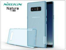 Samsung N950F Galaxy Note 8 szilikon hátlap - Nillkin Nature - kék