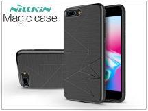 Apple iPhone 7 Plus/iPhone 8 Plus hátlap beépített mágnessel - Nillkin Magic Case - fekete