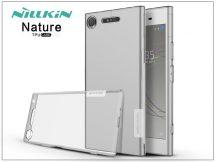 Sony Xperia XZ1 (G8341) szilikon hátlap - Nillkin Nature - transparent
