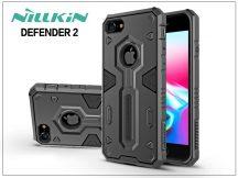 Apple iPhone 8 ütésálló védőtok - Nillkin Defender 2 - fekete