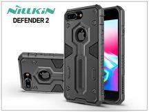 Apple iPhone 8 Plus ütésálló védőtok - Nillkin Defender 2 - fekete