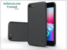 Apple iPhone 7/8 hátlap - Nillkin Frosted Shield - fekete