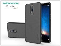 Huawei Mate 10 Lite hátlap - Nillkin Frosted Shield - fekete