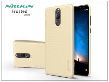 Huawei Mate 10 Lite hátlap képernyővédő fóliával - Nillkin Frosted Shield - gold