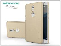 Nokia 7 hátlap képernyővédő fóliával - Nillkin Frosted Shield - gold